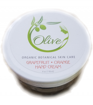 Geneva Grapefruit-Orange Hand Cream