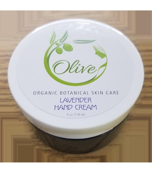 Geneva Lavender Hand Cream