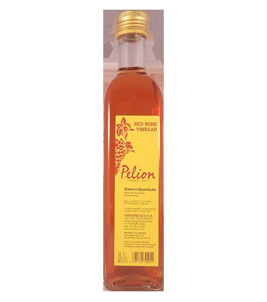 Pelion Red Wine Vinegar 500ml