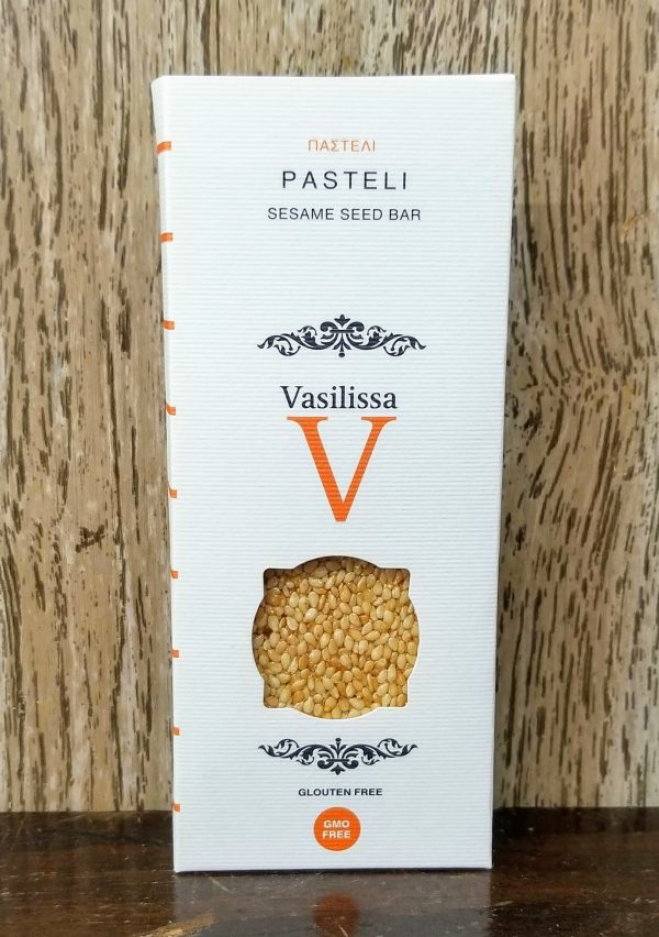 Greek Pasteli