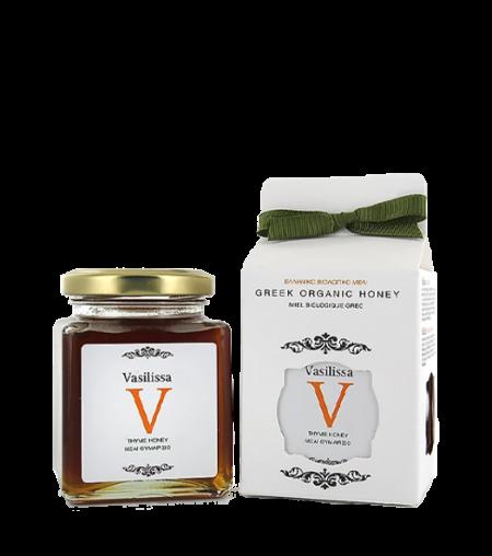 Stayia Organic Thyme Honey